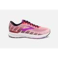 Coral/Purple/Black - Brooks Running - Women's Ravenna 10