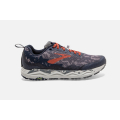 096 Grey/Brick/Navy                                          - Brooks Running - Men's Caldera 3