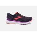 Black/Purple/Coral - Brooks Running - Women's Transcend 6