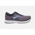 078 Shark/Black/Bel Air Blue                                 - Brooks Running - Women's Transcend 6