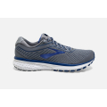Grey/Alloy/Blue                                              - Brooks Running - Men's Ghost 12