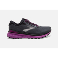 062 Ebony/Black/Hollyhock                                    - Brooks Running - Women's Adrenaline GTS 20