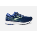 413 Peacoat/Blue/Aqua                                        - Brooks Running - Women's Ghost 12