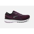 063 Black/Hollyhock/Pink                                     - Brooks Running - Women's Ghost 12