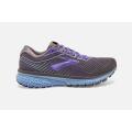 097 Shark/Violet/Bel Air Blue                                - Brooks Running - Women's Ghost 12