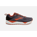 Black/Grey/Burnt Ochre                                       - Brooks Running - Men's Cascadia 14