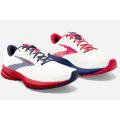 White/Blue/Red                                               - Brooks Running - Men's Launch 7