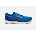 Blue/Mazarine/Gold                                           - Brooks Running - Men's Glycerin 18