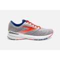 Grey/Cherry/Mazarine                                         - Brooks Running - Men's Ravenna 11