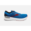 Mazarine/Black/Red                                           - Brooks Running - Men's Transcend 7