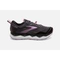 Black/Grey/Valerian                                          - Brooks Running - Women's Caldera 4
