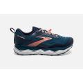 Blue/Peacoat/Desert Flower                                   - Brooks Running - Women's Caldera 4