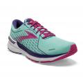 Yucca/Navy Blue/Fuchsia - Brooks Running - Women's Adrenaline GTS 21
