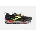 Black/Raven/Cherry Tomato                                    - Brooks Running - Men's Cascadia 15