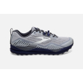 Ebony/Silver/Deep Cobalt                                     - Brooks Running - Men's Cascadia 15
