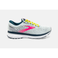 Ice Flow/Pink/Pond                                           - Brooks Running - Women's Ghost 13