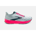 Ice Flow/Navy/Pink                                           - Brooks Running - Women's Hyperion Tempo