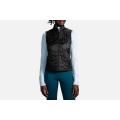 Black                                                        - Brooks Running - Women's Shield Hybrid Vest