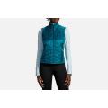 Sea/Deep Sea                                                 - Brooks Running - Women's Shield Hybrid Vest
