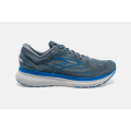 Quarry/Grey/Dark Blue                                        - Brooks Running - Men's Glycerin 19