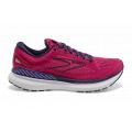 Barberry/Purple/Calypso - Brooks Running - Women's Glycerin GTS 19