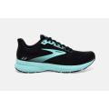 Black/Ebony/Blue Tint                                        - Brooks Running - Women's Launch 8