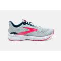 Ice Flow/Navy/Pink                                           - Brooks Running - Women's Launch 8