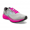 Oyster/Yucca/Pink - Brooks Running - Women's Ghost 14