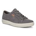 Titanium - ECCO - Men's Soft 7 Sneaker