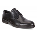 Black - ECCO - Men's Vitrus III Cap Toe Tie