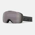 Grey Wordmark  - Vivid Onyx/Vivid Infrared - Giro - Contact