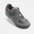 Titanium/Blue Jewel - Giro - Petra VR Shoe