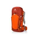Burnished Orange - Gregory - Zulu 40 L