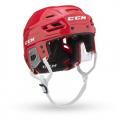 Red - CCM - Tacks 710 Combo Helmet Senior