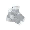 White - Os1st - FS6 Performance Foot Sleeve (Pair)