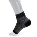 Black - Os1st - FS6 Performance Foot Sleeve (Pair)