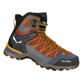 Black Out/Carrot - Salewa - Mountain Trainer Lite Mid GORE-TEX Men's Shoes