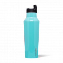 Canteen - 20oz Gloss Turquoise by Corkcicle