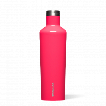 Canteen - 25oz Gloss Flamingo by Corkcicle