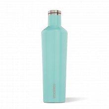 Canteen - 25oz Gloss Turquoise by Corkcicle