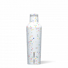 Canteen - 16oz Poketo White Terrazzo by Corkcicle
