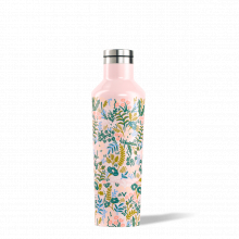 Rifle Paper Canteen - 16oz Gloss Pink - Tapestry