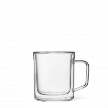 Glass Mug - 12oz Double Pack - Clear by Corkcicle
