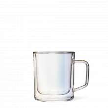 Glass Mug - 12oz Double Pack - Prism by Corkcicle