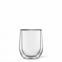 Glass Stemless - Double Pack - Clear by Corkcicle