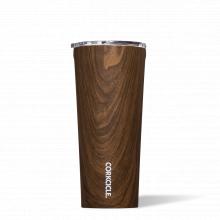 Tumbler - 24oz Walnut Wood