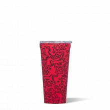 Tumbler  - 16oz - Keith Haring - Street Art