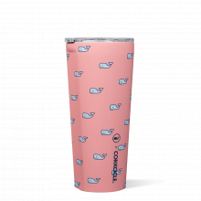 Tumbler - 24oz Vineyard Vines Whales Repeat by Corkcicle