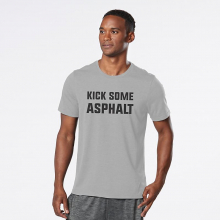 R-Gear Men's Kick Some Asphalt Graphic Tee by R Gear