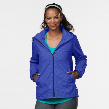 R-Gear Women's Run On Rain Jacket by R Gear